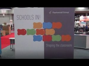 EdSpaces Fleetwood Booth Tour 2016