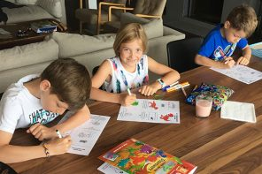 Keeping Kids Busy and Eager to Learn