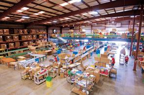 "ER's Fulfillment Capability Gives Customers an ""Endless Aisle"""