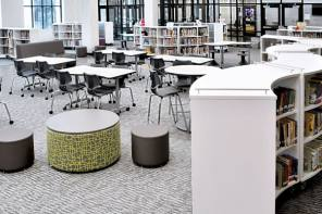 School Libraries: Redesigned and Rearranged for Safety