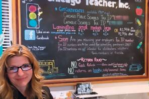 In Observance of the Coronaversary: A year in the life of Chicago Teacher Store